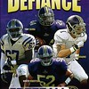 Official Game Program - Saturday, October 13, 2012 - Mount Saint Joseph College Lions at Defiance College Yellow Jackets
