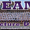 Saturday, August 18, 2012 - Team Picture Day at Defiance College located in Defiance, Ohio, and home to the Yellow Jackets