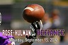Painting Effect Added - Saturday, September 15, 2012 - Rose-Hulman Fightin' Engineers at Defiance College Yellow Jackets