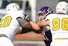 4th Quarter - Centre College Colonels at Defiance College Yellow Jackets - Saturday, September 13, 2014