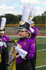 Halftime - Centre College Colonels at Defiance College Yellow Jackets - Saturday, September 13, 2014