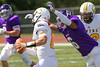 1st Quarter - Centre College Colonels at Defiance College Yellow Jackets - Saturday, September 13, 2014