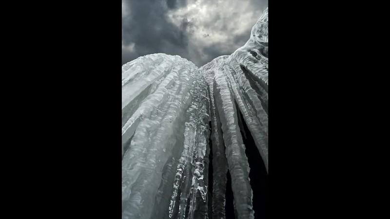 Marc-André Grenier Mur de glace