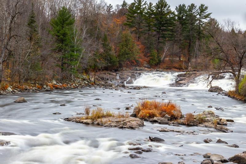 Sylvie_Migneault_Détente sur la rivière du Nord