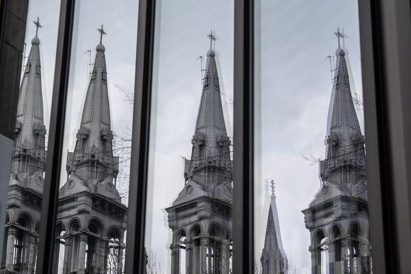 Sujet obligatoire: La Cathédrale