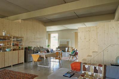 07 Jeder Bewohner kann seinen Innenausbau individuell gestalten | Each resident can furnish the interior of their studio individually
