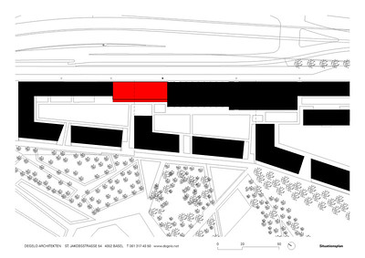 13 Situationsplan | Site plan