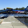 "The aircraft, owned by Kenmore Air, is leased to Seattle Television station King5...its used in a nightly program called ""Evening Magazine""...<br /> <br /> This Dehavilland Beaver has been converted to turbine power..."