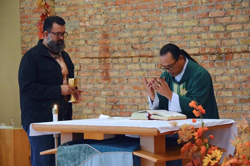 Preparing for the Eucharist