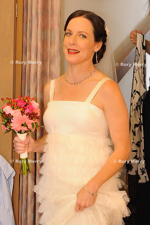 Deidre Rory Wedding