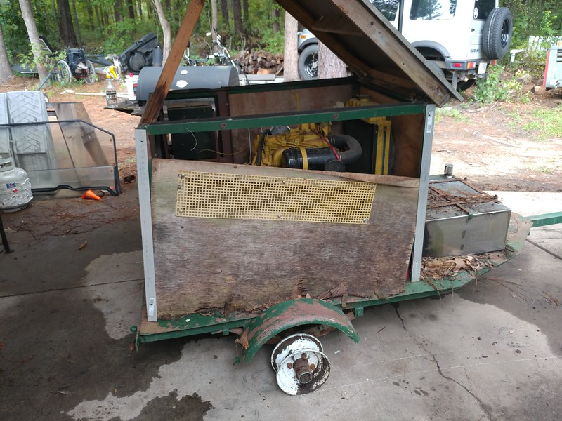 Home Built Diesel Generator Builds And Project Cars Forum
