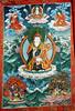Guru Rinpoche (Padmasambhava) - KPC thanka