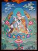 Guru Rinpoche (Padmasambhava) & consort Yeshe Tsogyal - KPC Thanka