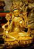 Green Tara Statue, from Jetsunma's prayer room.