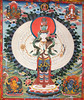 Thousand-Armed Chenrezig - KPC Thanka