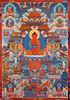 Buddha Amitabha - Dewachen