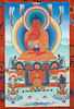 Amitabha - with Vajrapani & Chenrezig
