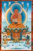 Amitabha with Chenrezig & Vajrapani