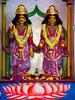 Shri Shri Gaura Gadadhara in Godruma