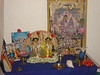 Shri Shri Nityananda Gauranga Deities of Mahalakshmi Gauranga dasi Bangalore