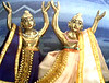 Nityananda Gauranga Deities of Bhakta Igor and Bhaktin Marija