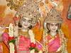 Shri Shri Radha Madhava of Bilvamangala Thakura dasa Bangalore