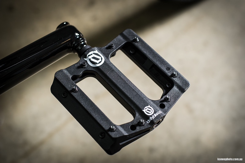 Deity Composites are strong and have a ton of grip