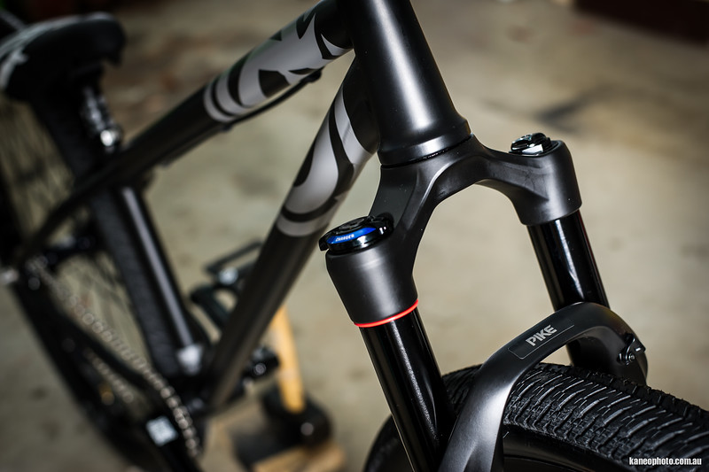That tapered head tube is simple and clean.