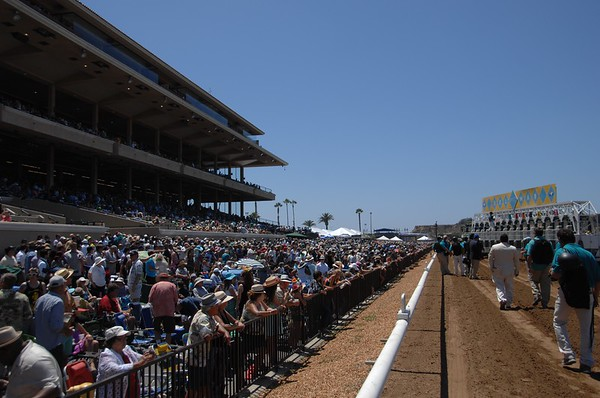 Del Mar Opening Day/Weekend 2015