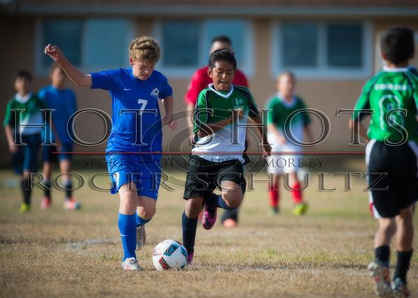 Saturday Academy Soccer-3