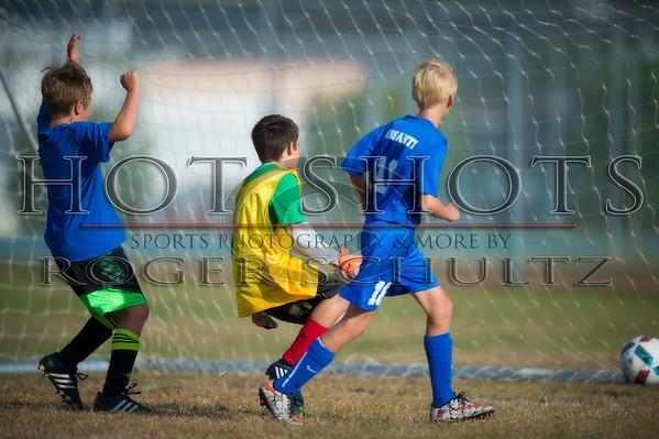 Saturday Academy Soccer-23