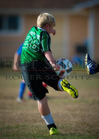 Saturday Academy Soccer-6