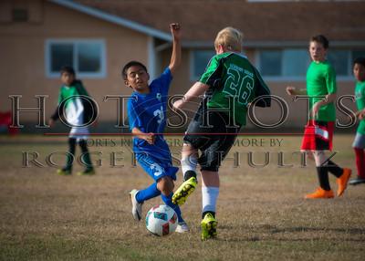 Saturday Academy Soccer-9