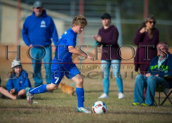 Saturday Academy Soccer-2