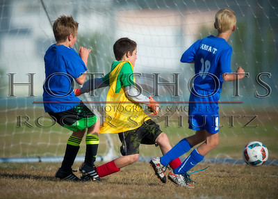 Saturday Academy Soccer-22