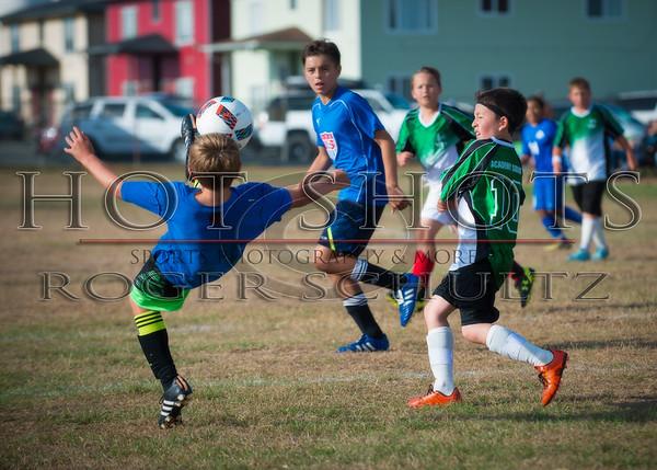 Saturday Academy Soccer-4