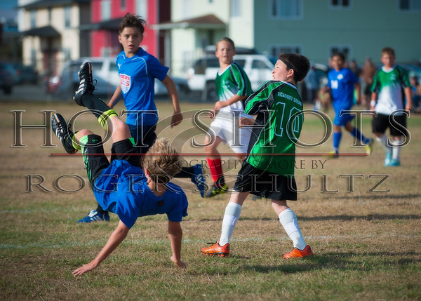Saturday Academy Soccer-5