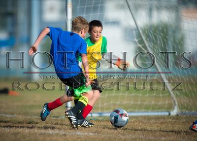 Saturday Academy Soccer-21