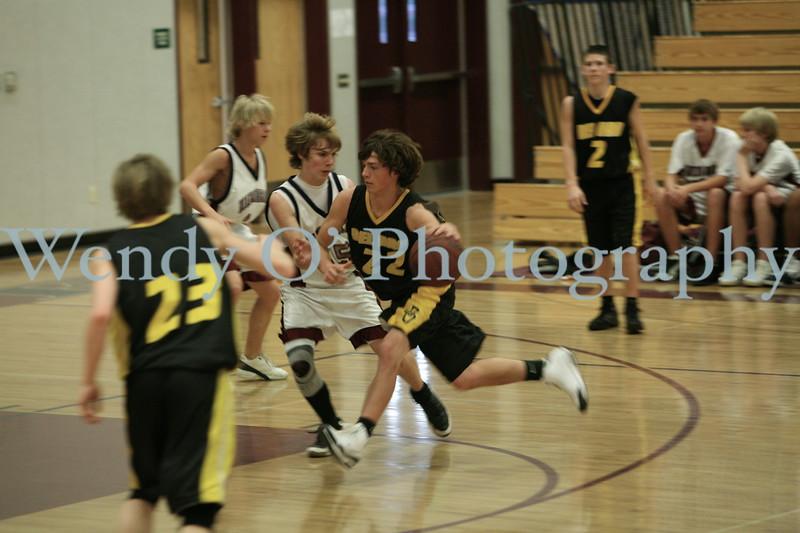 Freshman Basketball December