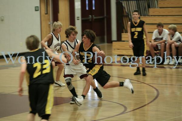 Del Oro Basketball 2008_2009