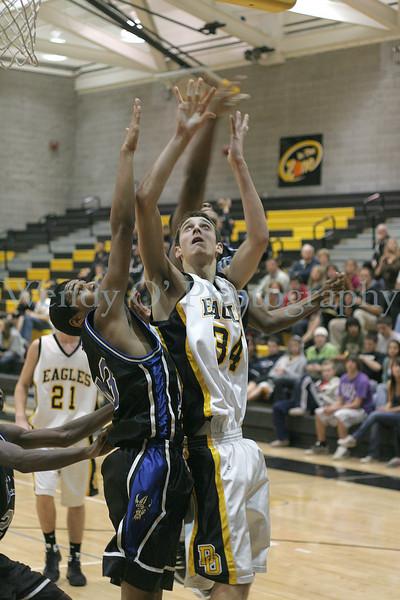 JV Basketball December