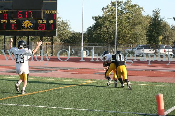 Freshman Football 2008
