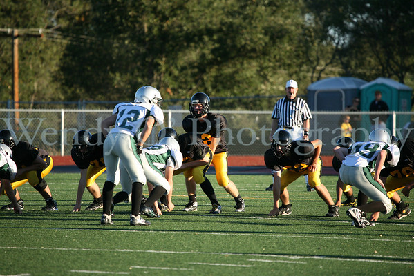 Freshman vs Granite Bay #2