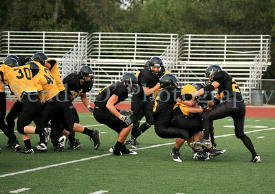JV Black and Gold 2009