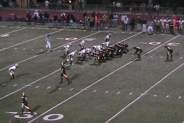 Del Oro Football Video