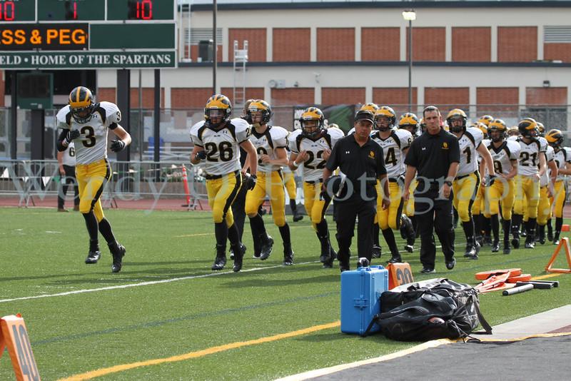 Del Oro JV Football 2013