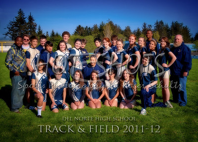 Del Norte Track & Field Team Photos