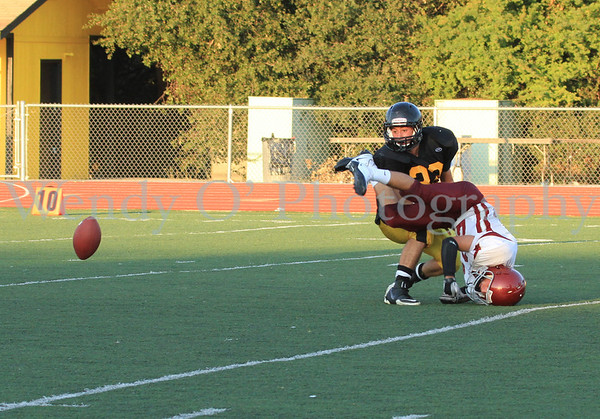 Freshman vs Clovis West