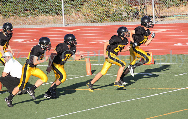 Freshman vs WoodCreek 2012