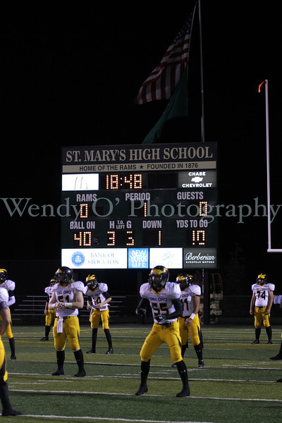 Playoff #2 St. Mary's 2012